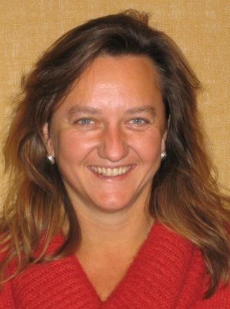 Christiane Radecke, begleitende Lehrerin
