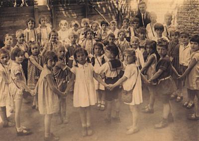 Schulklasse von 1932